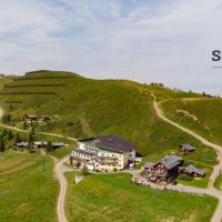 Mountainlovers Berghotel SeidlAlm, Hotel in Saalbach-Hinterglemm