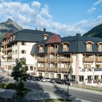 Alpenresort Fluchthorn, hotel in Galtür