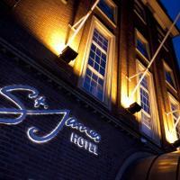 St James Hotel; BW Premier Collection, hôtel à Nottingham