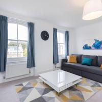 4 Dartmouth, 1BR apt in victorian building close to Hampstead Heath, DP4