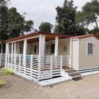 Mobile homes Maja Camp Soline - Self Check-in!