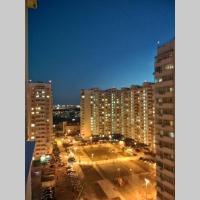 Уютная квартира-студия посуточно, Аэропорт, OZ Moll, Лента, hotel near Krasnodar International Airport - KRR, Pashkovskiy