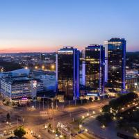 Gothia Towers Hotel, hotel in Gothenburg