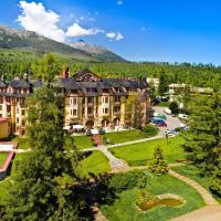 Grand hotel Starý Smokovec, hotel vo Vysokých Tatrách
