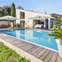 Luxury contemporary villa with infinity pool in La Croix-Valmer - Welkeys