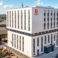 7 Days Premium Hotel Duisburg - City Centre, hotel in Duisburg