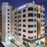 花蓮力麗華美達安可酒店,花蓮市的飯店