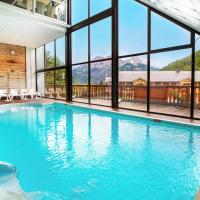 Hôtel Soleil Vacances Les Bergers, hotel in Pra-Loup