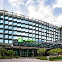 Holiday Inn Express Singapore Clarke Quay (SG Clean), an IHG Hotel, hotell i Singapore
