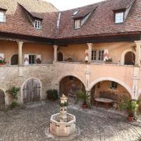 Geyer-Schloss Reinsbronn, Hotel in Creglingen
