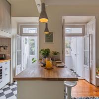 LovelyStay - Bright&Peaceful 2BDR Apartment in Estrela