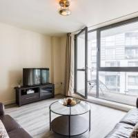 City Centre Apartment By Mailbox Bullring Grand Central with Secure Parking Balcony