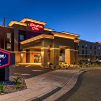 Hampton Inn Fresno Airport, hotel near Fresno Yosemite International Airport - FAT, Fresno