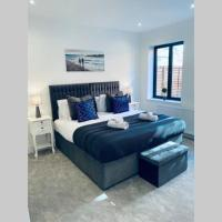 Beautiful Modern apartment Close to Watford Hospital!
