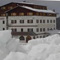 Hotel Folgore, Hotel in Gebirgspass Stilfser Joch