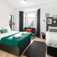 Air Host and Stay - Stanley House Large house, sleeps 10 5 mins to city centre