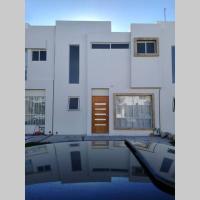 Casa en privada frente zona industrial