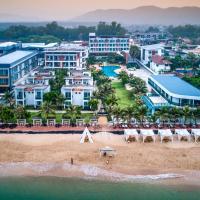 โรงแรม เซนต์ โทรเปซ บีช รีสอร์ท โรงแรมในหาดเจ้าหลาว