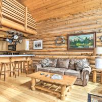 Rustic Jackson Hole Abode with Snow King Views!