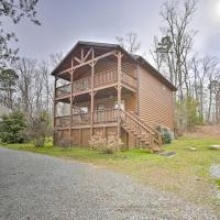 Cloudland Cabin with Serene Views of Lookout Mtn!