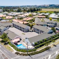Wine Country Motel Havelock North, hotel in Havelock North