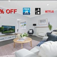 BALLARAT CLOSE 2 CBD + HOSPITAL+3BR HOME+NETFLIX + WiFi + Gift, hotel em Nerrina