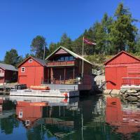 Ball-bu, hotel in Tjørvåg