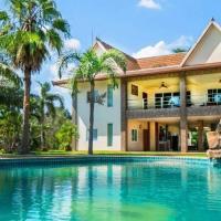 Capital O 916 Chill Chill D Pool Villa