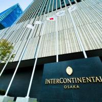 InterContinental Hotel Osaka, an IHG Hotel, hotel in Umeda, Osaka