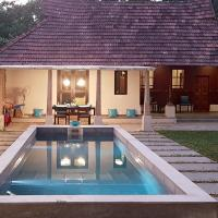 Private Pool Villa near Marari Beach