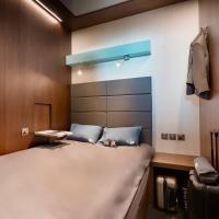 sleep 'n fly Sleep Lounge – Dubai Airport, A-Gates (Terminal 3), hotel near Dubai International Airport - DXB, Dubai