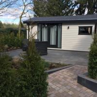 Huisjes Putten Reewold luxe chalet in rustige en mooie omgeving