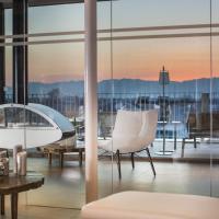 hirschen dornbirn - das boutiquestyle hotel, отель в Дорнбирне