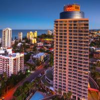 Crowne Plaza Surfers Paradise, an IHG Hotel, hotel in Surfers' Paradise, Gold Coast