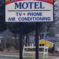 Rainbow Motel, hotel in Hendersonville