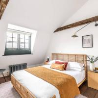 Cosy Loft Apartment - minutes from Angel Tube St.
