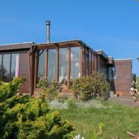 4pers House Christine w Sauna, Winter garden & fishing pier