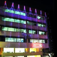 Saiesh International Hotel, отель в городе Мапуса