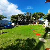 Pousada Vitoria Solar, hotel in Pitimbu