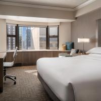 Hilton Seattle, отель в Сиэтле