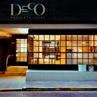 DecO Recoleta Hotel, hotel in Buenos Aires