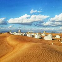 Alsarmadi Desert Camp, hotel in Shāhiq