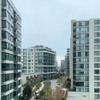 Richmond near Skytrain Station 2BR Apartment