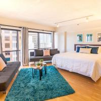 Spacious Downtown Executive Retreat Free Parking, hotel near Honolulu Airport - HNL, Honolulu