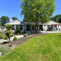 One of a Kind, Modern Farmhouse Estate Paradise!