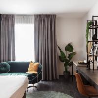 Viesnīca Ariane Hotel pilsētā Ipra