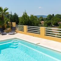 Villa Vaunage Piscine Chauffée