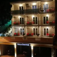 Villa Šimović, отель в Башка-Воде