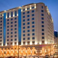 Crowne Plaza Madinah, an IHG Hotel, hotel in Medina