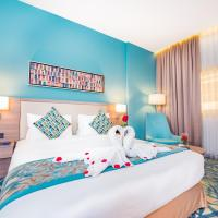 MENA Plaza Hotel Albarsha, hotel in Al Barsha, Dubai